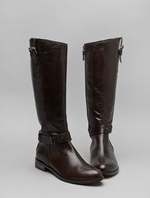 CNC by Costume National Tall Flat Boot